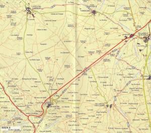 Rutas mapa