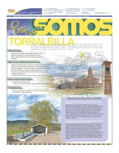 Información sobre Torralbilla